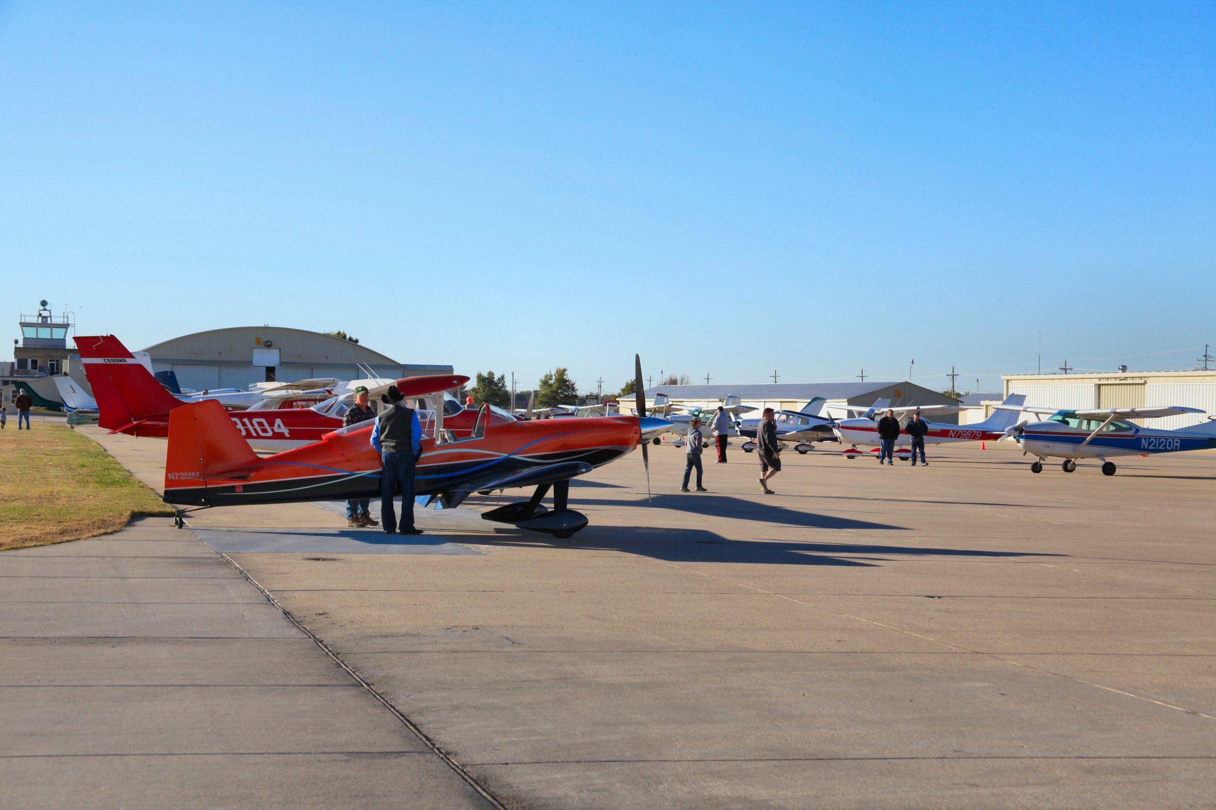 Ramp Aircraft - November 7 2015